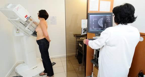 Les Centres de Santé Jack Senet et Broca engagés dans le dépistage du cancer du sein