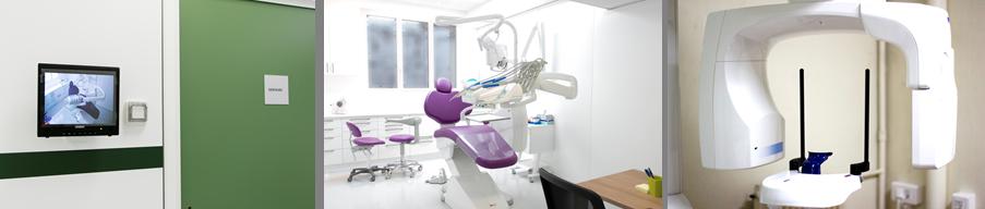 Le service Dentaire au Centre de Santé Broca