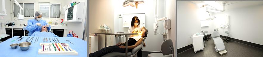 Le service dentaire du Centre de Santé Jack Senet