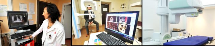 Un Centre d'Imagerie Médicale et Dentaire au cœur de la capitale