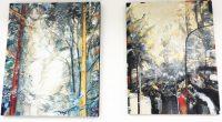 Broca accueille l'artiste peintre Agnès Martin le temps d'une exposition