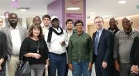 [INTERNATIONAL] Une délégation de Responsables Mutualistes d'Afrique de l'Ouest en visite au Centre de Santé Broca