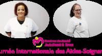 Raconte-moi ton métier : Naomi et Belinda, aides-soignantes aux Centres Jack Senet & Broca