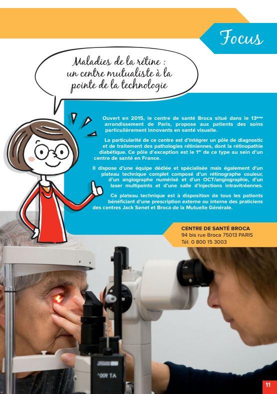 0c8bd45ae1726c Ophtalmologie générale   Centres de Santé Jack Senet et Broca
