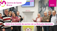 [RETOUR SUR] Visite d'un comité de section du Loiret LMG au Centre de Santé Broca