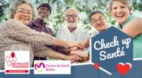 Bilan de santé seniors réalisé par des professionnels de la santé et du bien-être