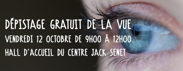 d125dc6d60620 Journée Mondiale de la vue   nos Centres de Santé se mobilisent pour la  santé visuelle de leurs patients !