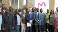 Le Centre Broca a eu le plaisir de recevoir le jeudi 27 septembre 2018 une délégation Africaine en visite en France dans le cadre d'un voyage d'étude initié conjointement par La Mutualité Française et le Directeur-Adjoint du PASS en Afrique de l'Ouest. L'occasion pour eux de découvrir l'un des deux Centres de Santé de La Mutuelle Générale localisé dans le 13ème arrondissement de Paris au travers d'une visite grandeur nature.